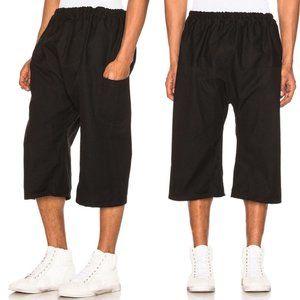 Raf Simons Modello Elastic Short Pant SS18 Size 50